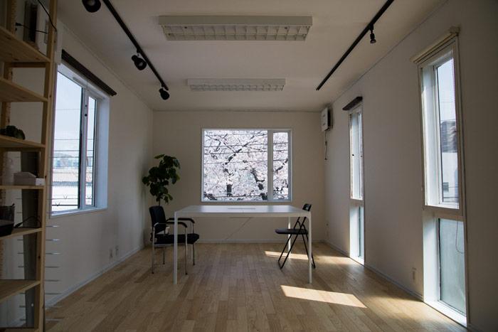 デザイン室(春)